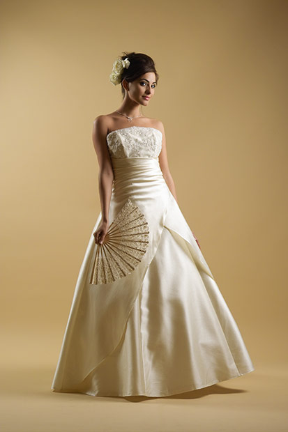 fotografie de moda rochie de mireasa