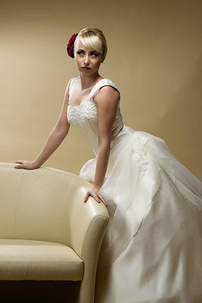 rochie de mireasa alba fotografii de produs