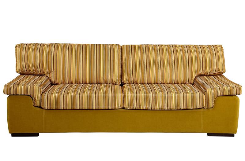canapea extensibila cu dungi