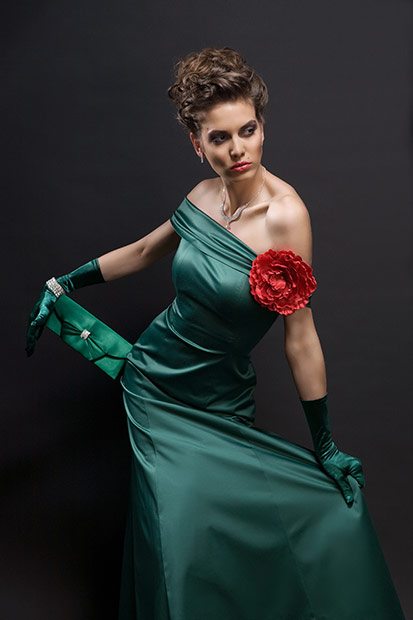 fotografii cu colectie rochii de seara