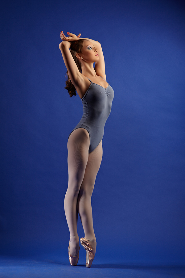 poza pe poante balet