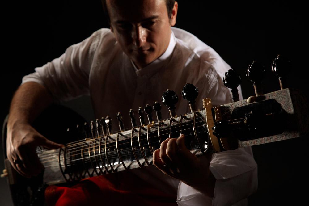cantaret la sitar