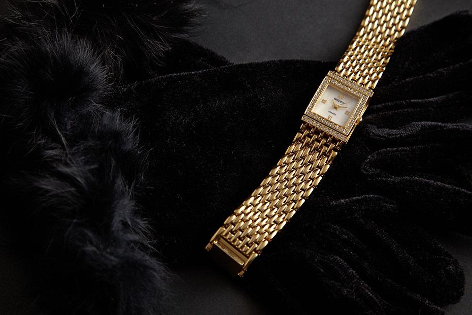 fotografie de produs ceas de dama
