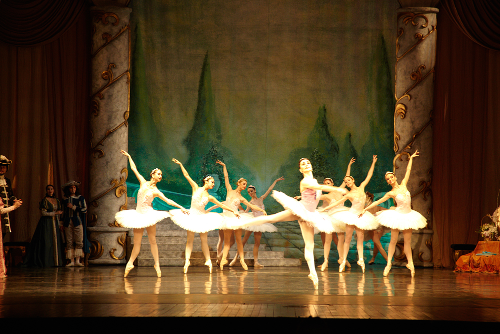 ansamblu de balet