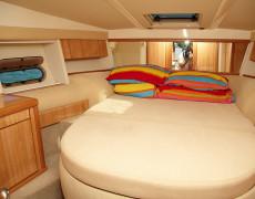 Fotografii cu interiorul unui yacht