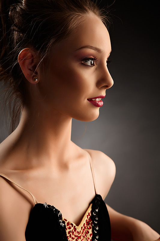 profilul balerinei